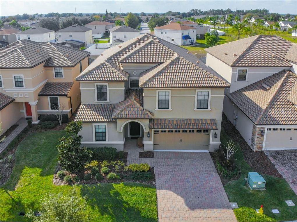 Florida Home Aerial Photo