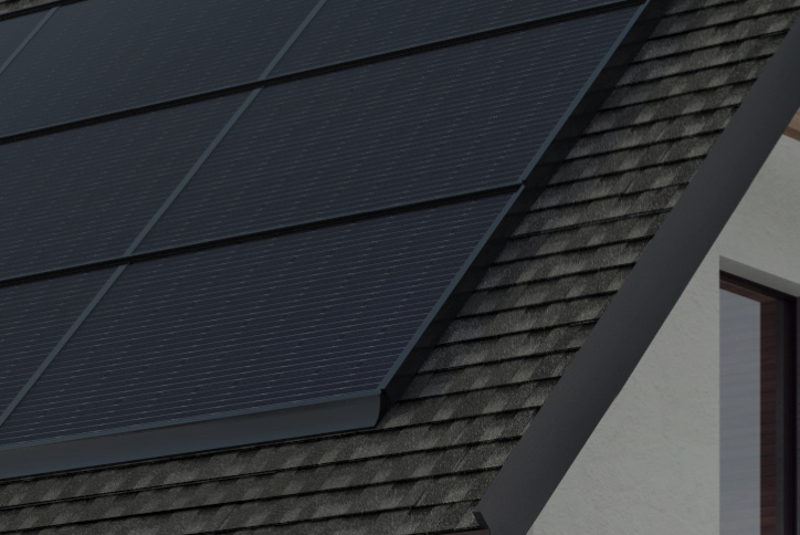 GAF Solar Panels On Roof